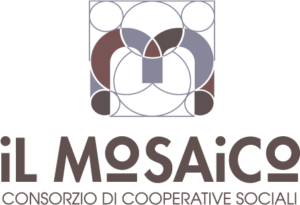 Consorzio di cooperative sociali Il Mosaico - logo